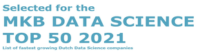 Selected for MKB DATA SCIENCE TOP 50 2021
